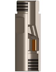 API-C15 内螺纹柱塞闭式阀罩