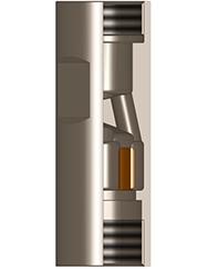 API-C13 外螺纹柱塞闭式阀罩
